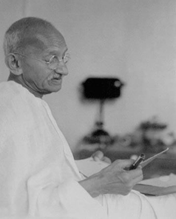 Ганди М.К.